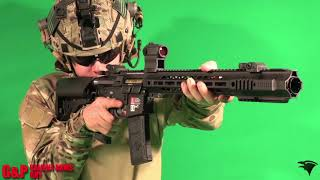Review | SALIENT ARMS GRY G&P / AirsoftItalia | Raven Airsoft