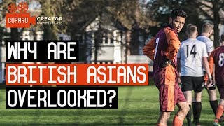 Why Do British Asians Never Make It Pro?