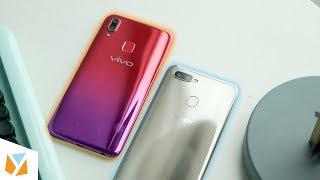 VIVO Y95 vs. OPPO A7 Comparison Review
