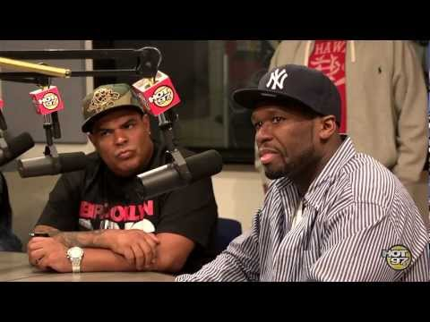 50 Cent talks to Angie Martinez about G-Unit, Fight Promoter & More!!!