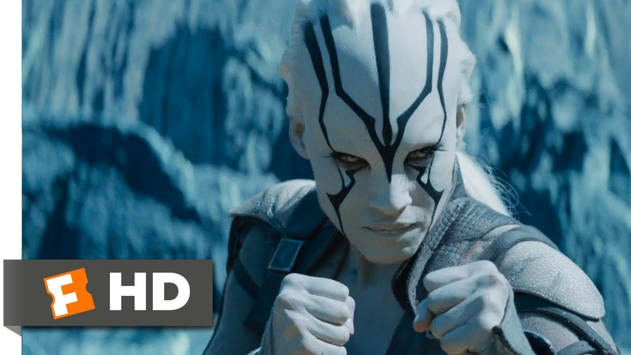 Download Star Trek Beyond (2016) - Jump Beacon Scene (7/10)   Movieclips