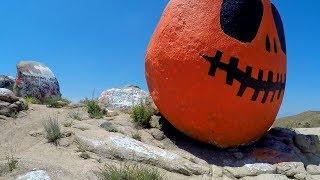 Pumpkin Rock Trail, Norco ,CA
