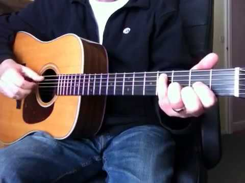Danny Boy (Londonderry Air) guitar tab - YouTube