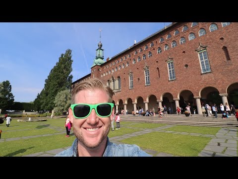 #368 (8/9/2017) Historic City Hall of Stockholm