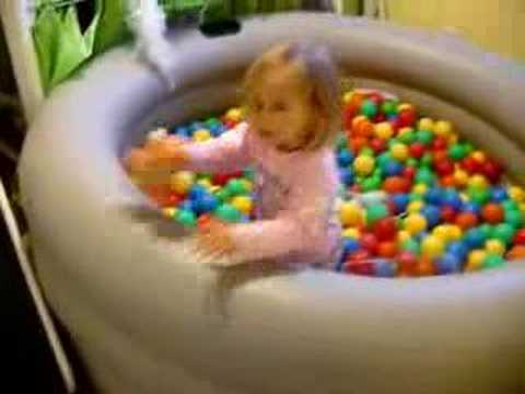 Mackenzie's ball pit
