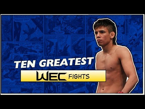 Ten Greatest WEC Fights