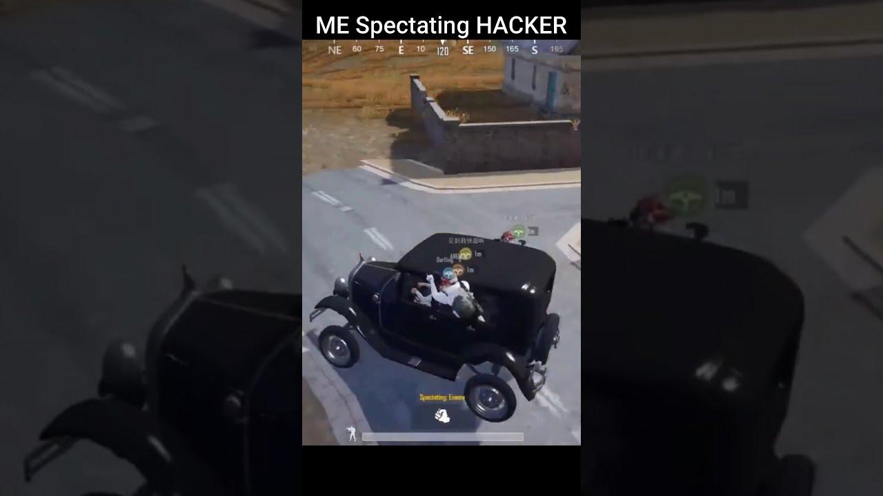 If Hackers Drive a Car in Pubg ? | Pubg Watsapp Status #shorts