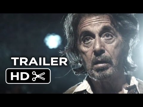 The Humbling Official Trailer #1 (2014) - Al Pacino Movie HD