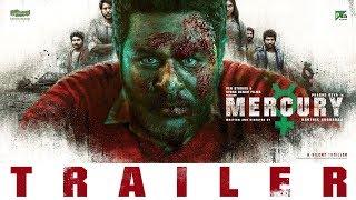 Mercury Latest Trailer || Mercury Movie Official Trailer || Prabhu Deva, Karthik Subbaraj || 2018