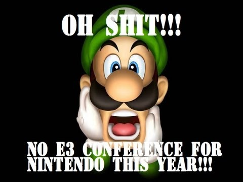 Ranting Greek Gamer's thoughts on Nintendo's conference absence from E3 2013.