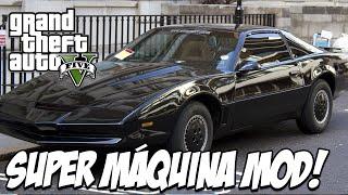 GTA V – Super Máquina MOD TÁ NO NÍVEL DO JULIO NIB