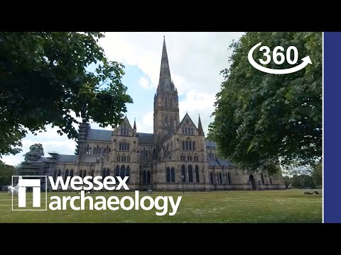 360 Heritage Landscapes: Salisbury Cathedral