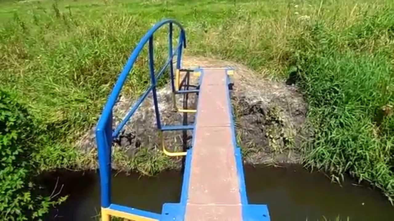 Как сделать мостки на реке фото 690