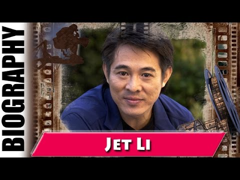 A Naturalised Singaporean Citizen Jet Li - Biography and Life Story