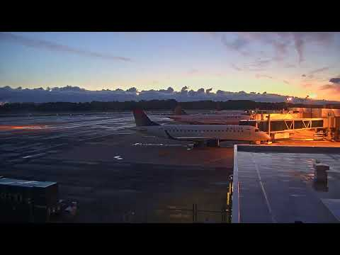 Live Video - Syracuse Hancock International AirportSyracuse