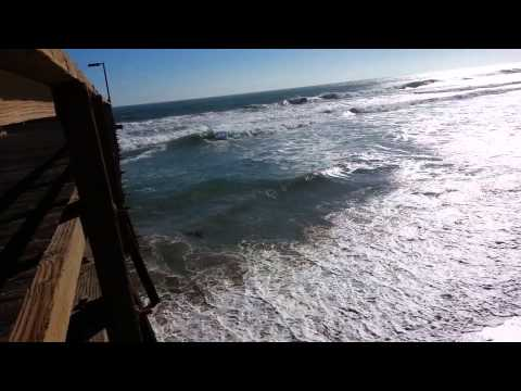 High Tides in Port Hueneme