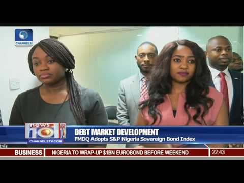 News@10: FMDQ Signs Partnership With S&P Dow Jones Indices 07/02/17 Pt.3