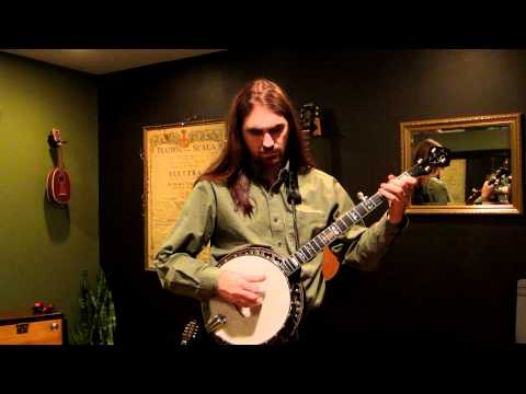 Kokomo (solo banjo)