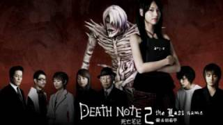 09. Stranger (Sound of Death Note: The Last Name)
