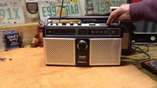 Panasonic 8-Track Player/Recorder #RS-838S