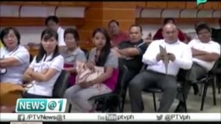 News@1: DOLE, pinangunahan ang pagdiriwang ng Davao Region sa
