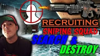 Call Of Duty infinite warfare Sniping Community recruit! Sub & add k-oz520 on psn