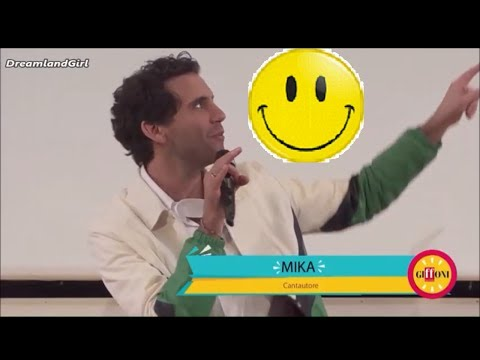 MIKA @ Giffoni 2017 - INTERVIEW (Eng sub)