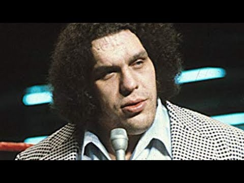 How Strong Was Andre The Giant?