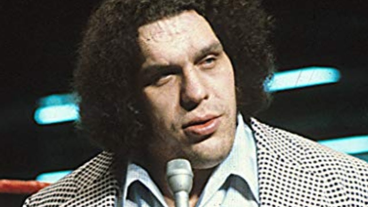 How Strong Was Andre The Giant? - YouTube