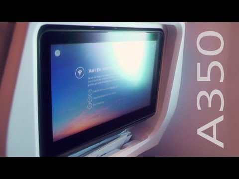 A350 IFE: Finnair's Nordic Sky In-Flight Entertainment System