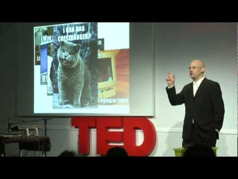 Clay Shirky: How cognitive surplus will change the world - YouTube