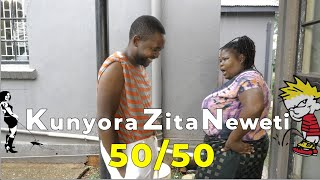 Kunyora Zita neWeti 50 50   BUSTOP TV