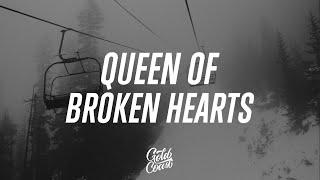 Play queen of broken hearts
