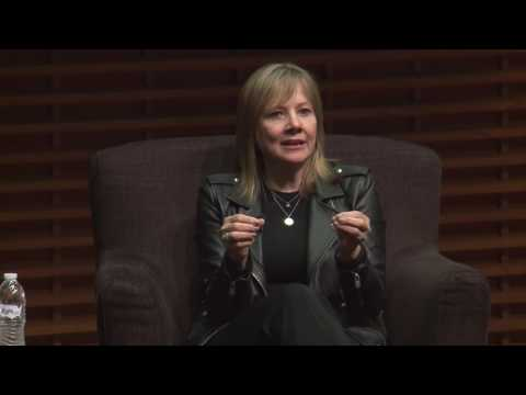 Mary Barra, Chairman and CEO of General Motors, on Achieving