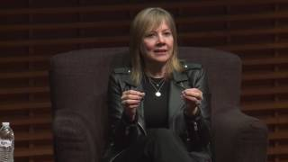 Mary Barra: Results with Integrity