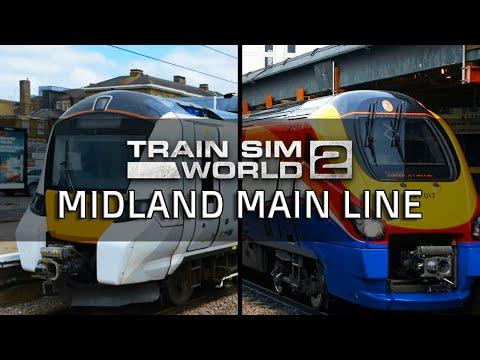 Midland Main Line | Train Sim World 2: Suggestions |