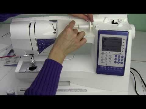 Image Result For How To Wind A Bobbin On A Toyota Sewing Machine