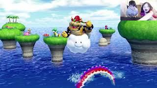 Mick & Gemma play Super Mario Party Partner Party