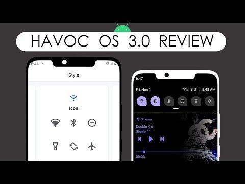 Havoc OS 3.0  - The PowerFul (Android 10) Custom ROM