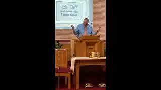 Sunday Morning Sermon 8/23/20 - Jerry Dowdy
