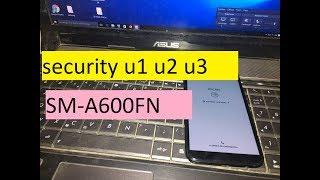 Bypass Google Account Samsung Galaxy A6(SM-A600FN)2018 /A6  2018 Android 8.0 all security u1 u2 u3