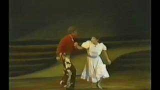 Out of My Dreams and The Dream Ballet - Oklahoma - 1979 Broadway Revival