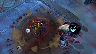 LoL Hyena Warwick Rework Spotlight (League of Legends)