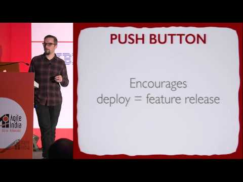 Keynote- Continuous Deployment: Moving Past Continuous Delivery