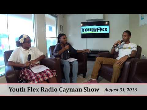 Youth Flex Radio Cayman - Yung Fusion Segment