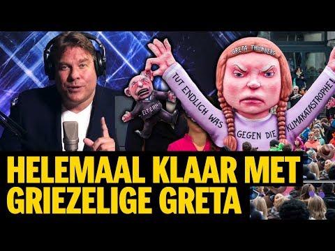 HELEMAAL KLAAR MET GRIEZELIGE GRETA - DE JENSEN SHOW #17