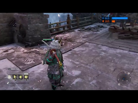 For Honor Reputation 30 Kensei