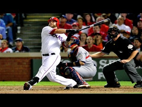 Mike Napoli Highlights