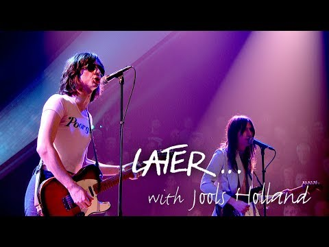 The Lemon Twigs perform These Words on Later... with Jools Holland