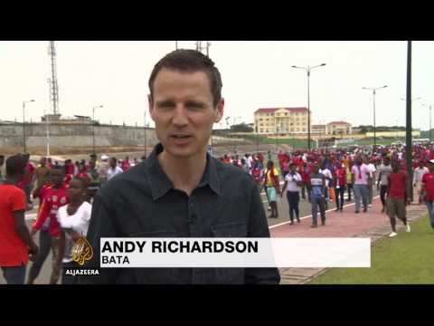 Equatorial Guinea - buying a football team